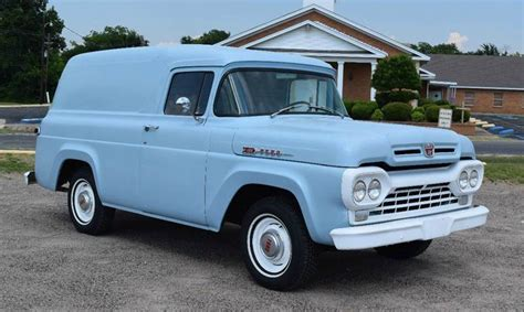 59 ford panel truck 1960 ford panel truck in pilot point tx pat s auto sales