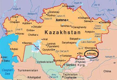 general information about kazakhstan