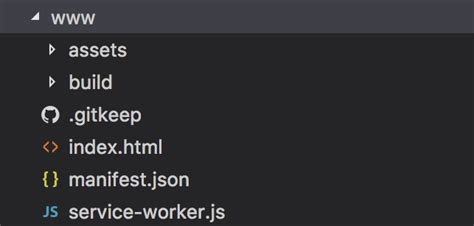 javascript worker pattern creating an ionic pwa with firebase offline and service