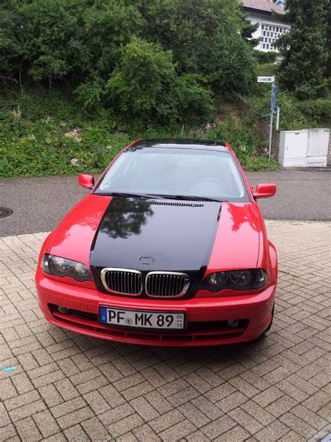 Bmw Frontscheibenaufkleber by E46 323ci Coupe 3er Bmw E46 Quot Coupe Quot Tuning
