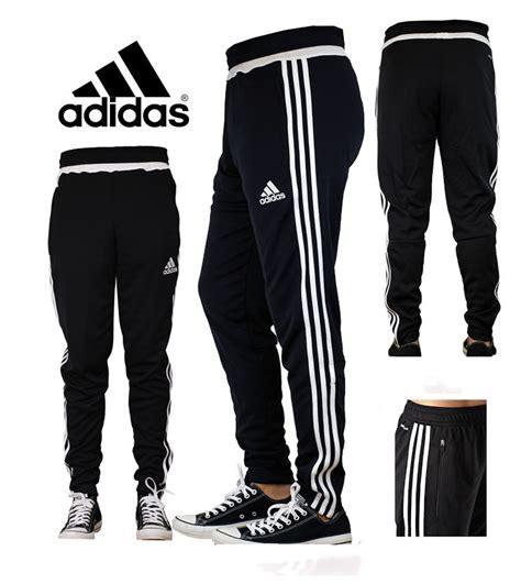 Sweatpants Adidas Joggerpants Adidas Celana Olahraga adidas soccer tiro 15 slim fit climacool athletic 2015 model ebay