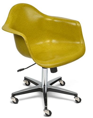 rolling armchair case study arm shell rolling chair task chair modernica chairs