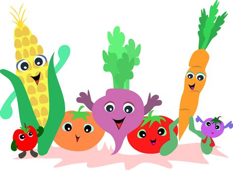 fruit free fruits and vegetables clipart
