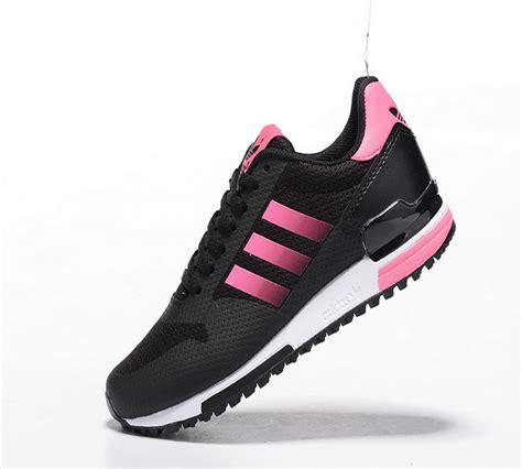 adidas zx700 black pink u39v adidas running shoes