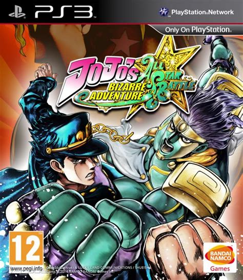 jojos bizarre adventure 2756061824 jojo s bizarre adventure all star battle para ps3 3djuegos