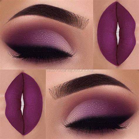 colors that look with purple best 25 purple eye makeup ideas on purple
