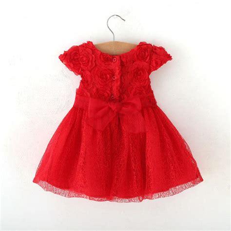 Flower Dress Import Hongkong pageant dress lace baby princess flower dresses