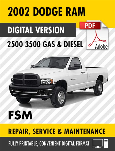 motor auto repair manual 2002 dodge ram van 2500 lane departure warning service manual manual repair engine for a 2002 dodge ram 3500 100 2007 dodge ram 2500 diesel