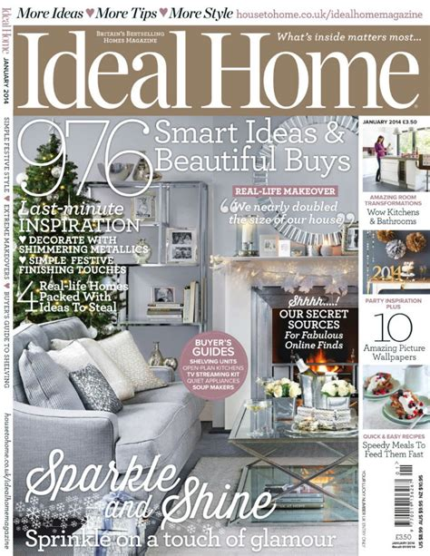 Home Interior Decorating Magazines by Top 5 Uk Interior Design Magazines