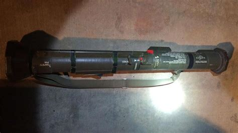 rocket fresno rocket launcher seized in fresno county sweep abc13