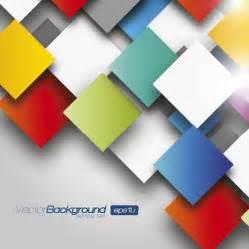 svg color 3d color geometric shapes vector background cosas