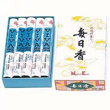 Mainichi Koh Viva Sandalwood Reg mainichi koh viva sandalwood box of 10 rolls