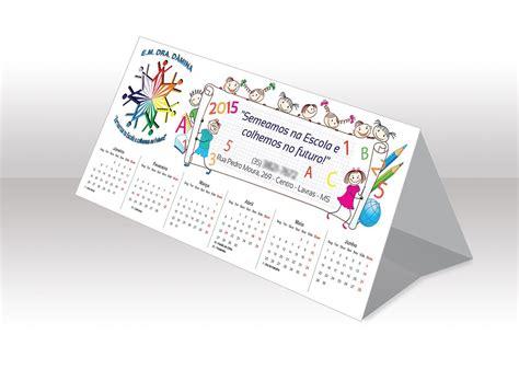 calendario mesa photoshop calend 225 rios de mesa 2018 personalizado 10 unidades r
