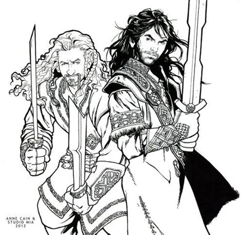 get this the hobbit coloring pages free to print 6739