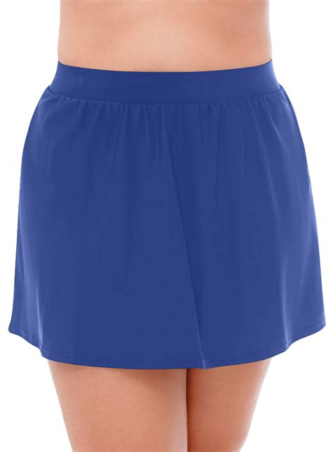 miraclesuit s swim skirt 366703w swimwear
