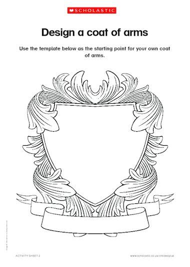 make your own coat of arms template gallery for gt coat of arms template