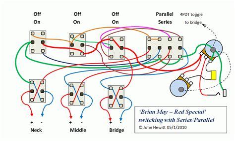 brian  seriesparallel switching  sss guitarnutz
