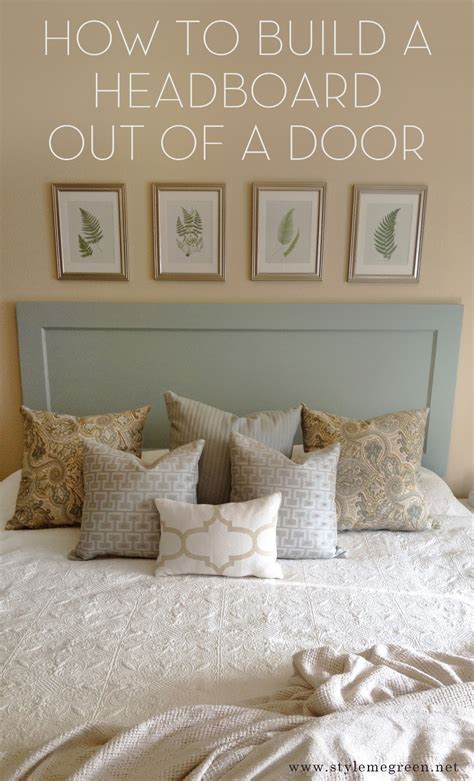 how to make a bed headboard 50 outstanding diy headboard ideas to spice up your