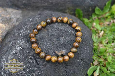 Gelang Batu Tiger gelang batu akik tiger eye asli premium 171 jual gelang