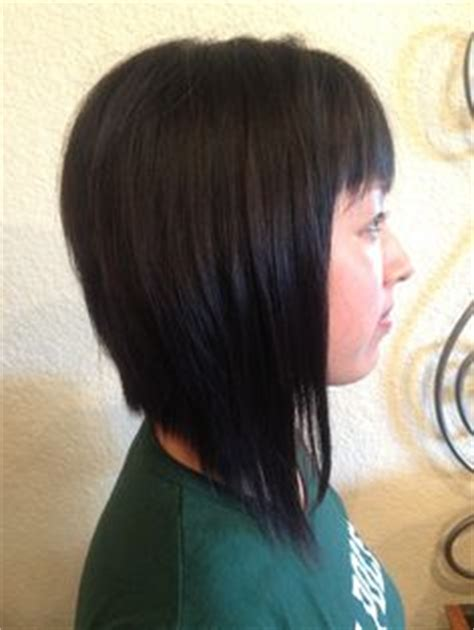 bad aline haircuts 1000 images about aline bob on pinterest haircuts