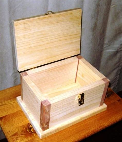 easy to make jewelry box with the right plans materials and equipment you can