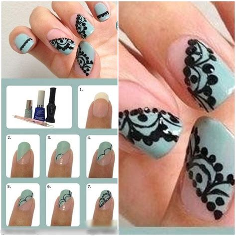 How To Make A Nail Design Brush