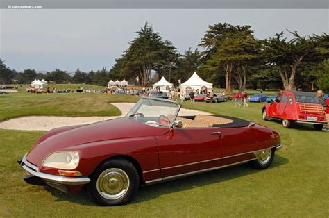 Citro N For Sale Auction Results And Sales Data For 1968 Citroen Ds21