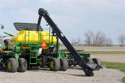 Drill Planter by Ccs Drill And Planter Fill Conveyors Unverferth Bulk