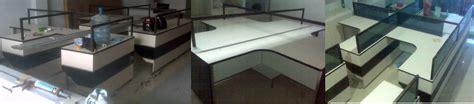 Meja Kerja Workstation furniture meja kerja minimalis asli bikinan m interior
