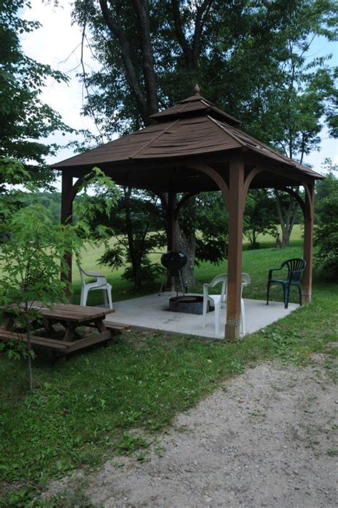 pit gazebo plans 17 best images about gazebos on outdoor living