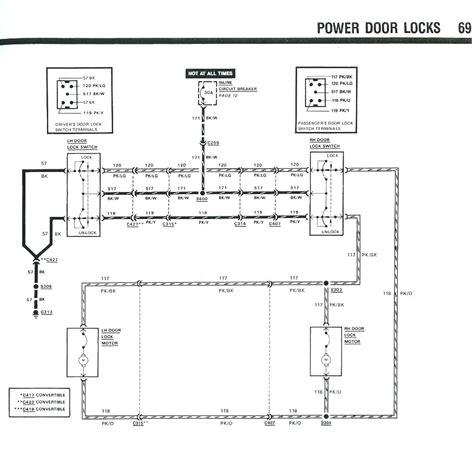 door lock wiring diagram wiring diagram 1979 corvette power door lock size