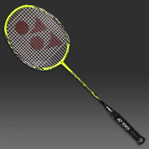 Raket Yonex Nanoray Z Speed yonex nanoray z speed badminton racket yellow direct