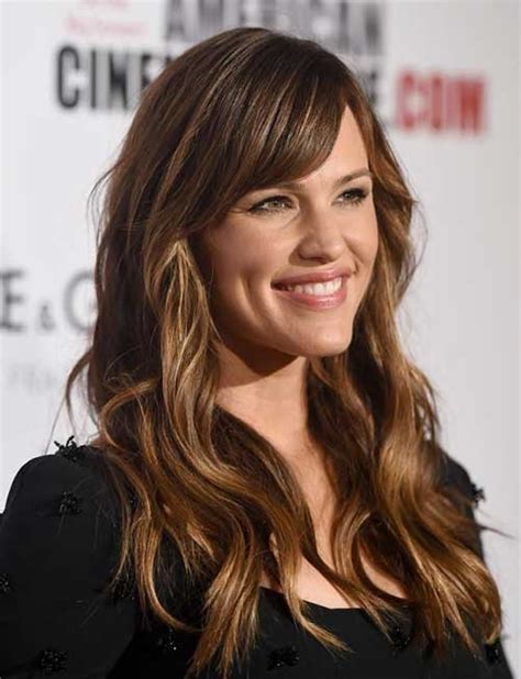 side swept bangs oblong face 20 best haircuts for oval face hairstyles haircuts