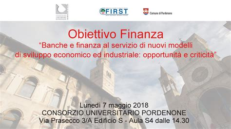 Banca Finanza by Tavola Rotonda 07 05 Quot Obiettivo Finanza Banche E Finanza
