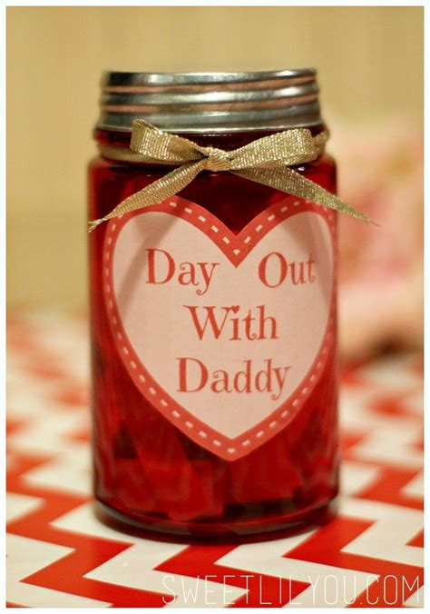 valentines gifts for dads day out with jar s day gift for