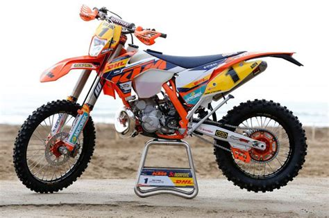 Ktm Factory Moto Ktm 300 Exc Team Enduro Factory Dirt Bikes
