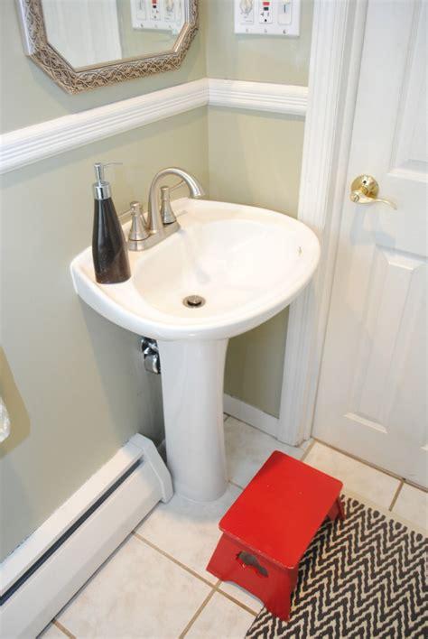 an easy bathroom update moen faucet review making lemonade