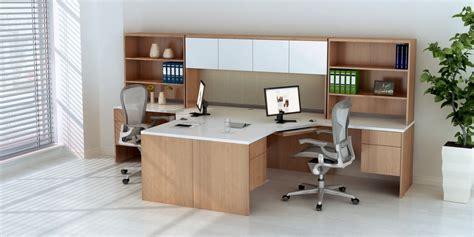2 person work desk