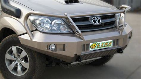 Bemper Tanduk Fortuner 1 show us your modifications done to your fortuner others