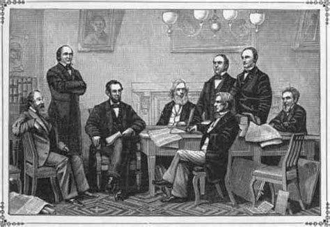 Abraham Lincoln Cabinet Members List by Today In Lincoln History Page 2 American Civil War Forums