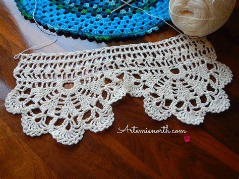 pattern crochet lace free crochet lace edging patterns car interior design