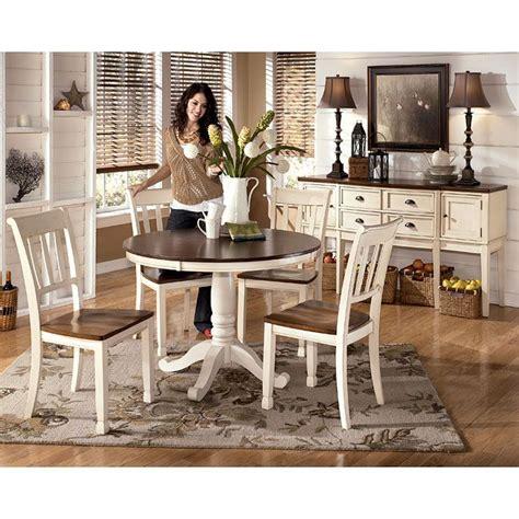cottage style dining room furniture 86 best ashley furniture images on pinterest living room