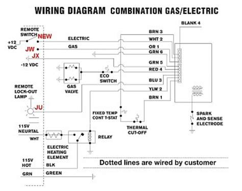 new water heater wiring irv2 forums