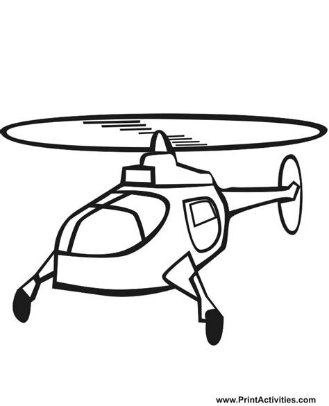 coloring page of helicopter police helicopter free coloring pages