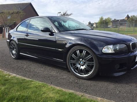 Bmw M3 Manual by Bmw M3 E46 Manual Coupe 19inch Alloy Wheels In