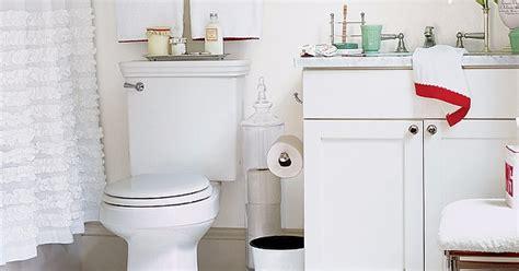 New Generation Toilet Toilet Mini Box Toilet Via Gosend Bandung Ways To Make A Small Bathroom Look Bigger Popsugar Home