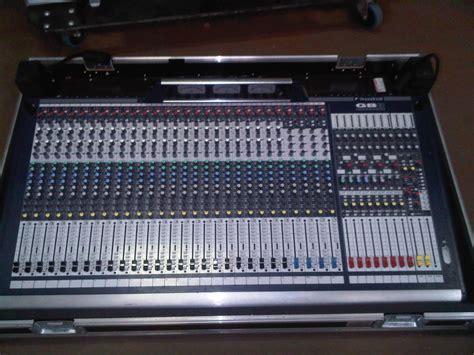 Mixer Gb8 Soundcraft Gb8 32 Image 527749 Audiofanzine