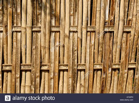 Bamboo Matting For Walls by Woven Bamboo Mat As Exterior Wall Of A House Katchin State