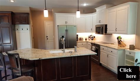 Cabinet Refacing by Cabinet Refacing Gallery Kc Wood