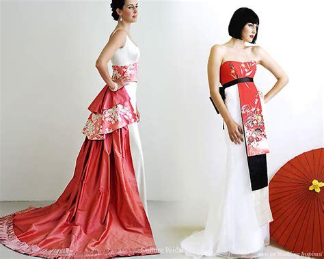 Culture Bridal Couture Fusion Wedding Wear   Wedding Inspirasi